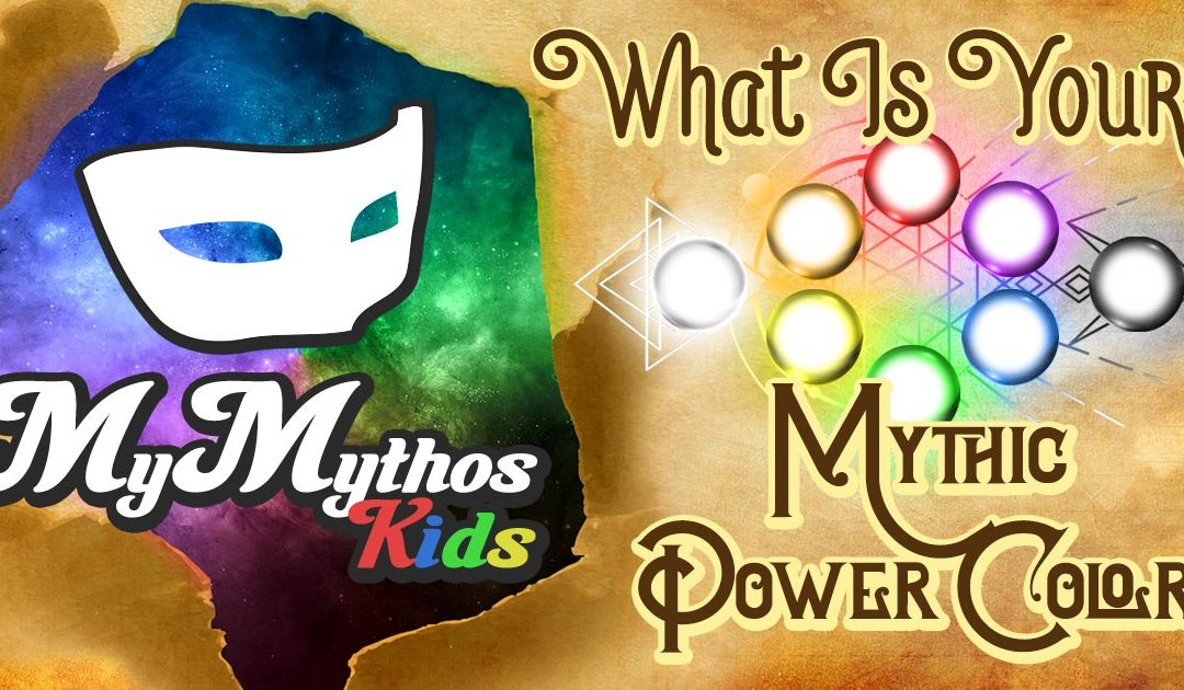 QUIZ – Mythic Color: Reveal Your Hidden Powers